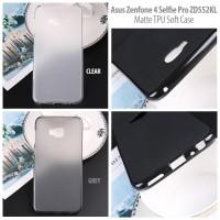Asus Zenfone 4 Selfie Pro ZD552KL - Matte TPU Soft Case