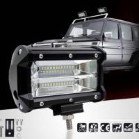 Harga lampu kabut offroad sorot tembak variasi mobil motor 24 led | Hargalu.com