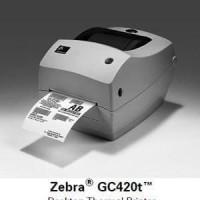 Printer Barcode Zebra GC420T / GC 420T / GC-420T / GC 420 T