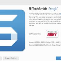 Techsmith Snagit Windows Version 2019 Original Lifetime Update