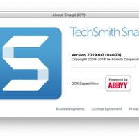 Techsmith Snagit Mac Version 2019 Original Lifetime Update