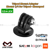 Tripod Mount Adapter Gopro Mount camera sport