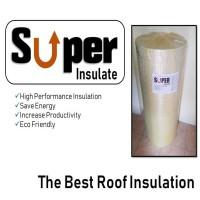 Aluminium Foil Atap, Peredam Panas Atap, Thermal Foam Insulation 8mm