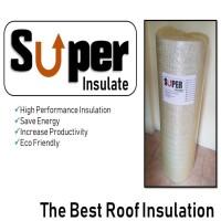 Peredam Panas Atap, Aluminium Foil Atap, Thermal Foam 4mm Double Side
