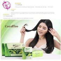 [ box isi 20 sachet ] COCOTTEE BSY NONI HAIR BLACK Shampoo by GOBLACK