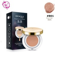 01 NATURAL - Bioaqua BB Cushion Exquisite & Delicate Plus REFILL