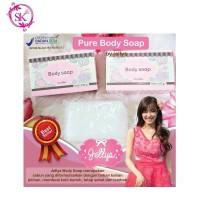 Jual [ BPOM ] Pure Soap Lokal By Jellys BPOM Murah