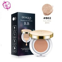 Ivory White 02 - Bioaqua BB Cushion Exquisite & Delicate Plus REFILL