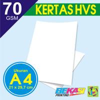 Kertas A4 - HVS 70 GSM