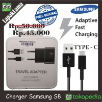 Charger Hp Samsung Galaxy S8 Original 100% Fast Charging USB Type-C