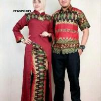 Batik Kebaya Couple / Sarimbit Lilit Zigzag