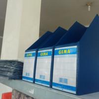 GEMA BOX FILE JUMBO 11CM PVC