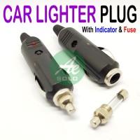 Car Lighter Plug Soket Jantan Colokan Mobil