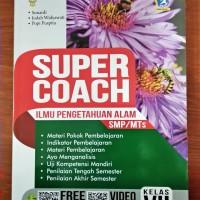 Buku IPA - Buku Super Coach IPA SMP Kelas VII Kurikulum 2013 Revisi