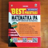 Buku Soal - Buku The Best Prestasi Matematika IPA SMA Seri Kinomatika