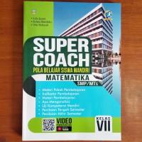 Buku Super Coach Matematika SMP Kelas VII Kurikulum 2013 Revisi