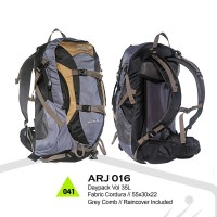 Tas Ransel Daypack / Gunung Outdoor - AARJ 016