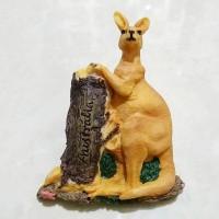 Magnet Kulkas Kangguru Australia