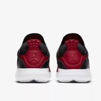 29ac2215fc55 Terlaris Sepatu Basket Air Jordan Fly 89 Black Red Original 940267 60