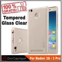 Case Nillkin Xiaomi Redmi 3s / 3 Pro Casing Slim BackCase Hp Covers