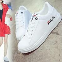 Sepatu Wanita Casual US191 Putih