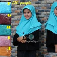 jilbab instan bergo purple harga grosir murah supplier