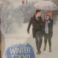 Novel Winter in Tokyo oleh Ilana Tan - segel & ORIGINAL