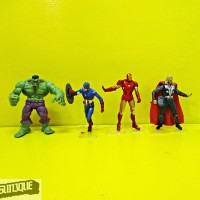 Action Figure Avengers isi 4