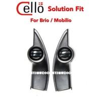 Harga speaker tweeter fullrange cello solution fit honda brio | Pembandingharga.com