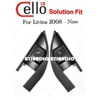 Harga speaker tweeter fullrange cello solution fit nissan grand livi | Pembandingharga.com