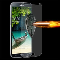 Tempered Glass Samsung Mega 63 6,3 Protector Antigores