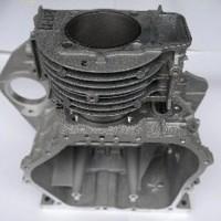Crankcase Blok Mesin Genset Diesel Silent 5KVA 6KVA 7KVA China Segal
