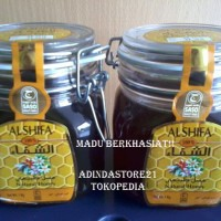 Harga madu arab al shifa 1 kg asli murni berkualitas   Pembandingharga.com