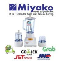 Blender Miyako 3 in 1 Plastik BL 102 PL