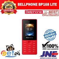 Hp BELLPHONE BP168 LITE DUAL SIM - GARANSI RESMI