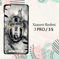 Casing Xiaomi Redmi 3 Pro & 3S Custom HP Juventus Wallpaper 2 L0172