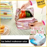 Tas Bekal Makanan Anak Panas Dingin Iconic Insulated Lunch Bag SALUR