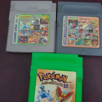 Kaset Nintendo Gameboy Murah 3 Kaset Rp 100rb