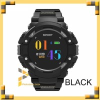 DT No.1 Smart Watch F7 Black- GPS Smartwatch F7 like Casio