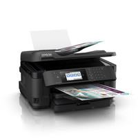 PRINTER EPSON ALL IN ONE WF 7711