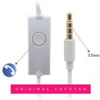 Handsfree Original Samsung A series, J series, S Series Ori Copotan