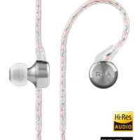 RHA CL750 Precision In-Ear Headphones with Ultra-Wideband Transducer