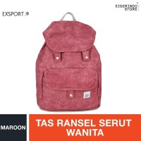 Exsport Liony (L) 02 Citypack - Maroon