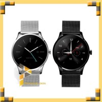 Smart Watch K88H / Smartwatch K88H BESI HITAM HEART RATE ANDROID IOS