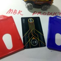 Casing ID Card / Case ID Plastik Warna Warni