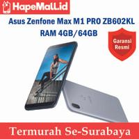 HP ASUS ZB602KL ZENFONE MAX M1 PRO 4-64GB GARANSI RESMI TERMURAH