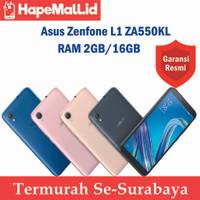 HP ASUS ZA550KL ZENFONE L1 2-16GB GARANSI RESMI TERMURAH
