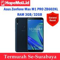 HP ASUS ZB602KL ZENFONE MAX M1 PRO 3-32GB GARANSI RESMI TERMURAH