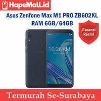 HP ASUS ZB602KL ZENFONE MAX M1 PRO 6-64GB GARANSI RESMI TERMURAH