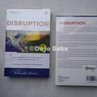 Disruption oleh Rhenald Kasali